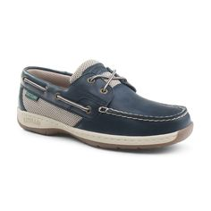 Eastland Solstice Women's Boat Shoes, Size: medium (8.5), Blue (Navy)