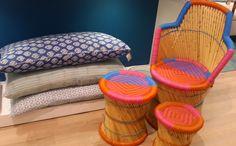 Home textile. Maison & Objet / Paris
