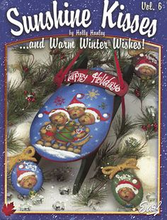 Sunshine Kisses & Warm Winter Wishes 06 by Holly Hanley