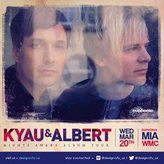 "Kyau & Albert   ""Nights Awake"" Album Release Video Trailer   WMC2013   www.designcity.us"