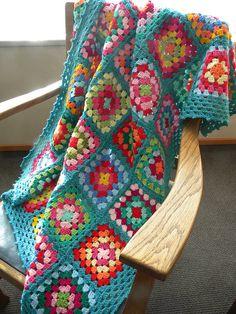 Granny squares. :)