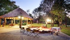 Welcome to Luxurious Mulati Safari Camp situated in the Limpopo Province , South Africa Africa Safari Lodge, Outdoor Tables, Outdoor Decor, Lodges, Tent, Camping, Patio, Outdoor Furniture, Holidays