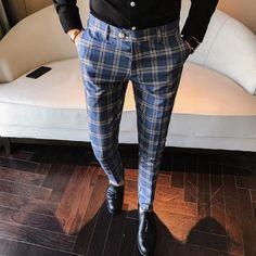 c07917f12d Casual Slim Fit Pant – Gleoni Fashion 101, Trendy Fashion, New Mens Fashion  Trends