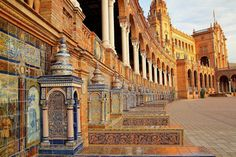 Seville - Spain ~ @My Travel Manual