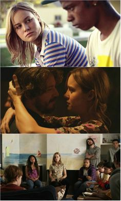 Short Term 12 (2013)Most moving  and honest film. Sad but true these children werent allowed to have chipdhood. They had to learnto surviveand become damaged warriors
