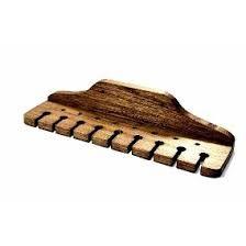 Resultado de imagem para porta facas de madeira