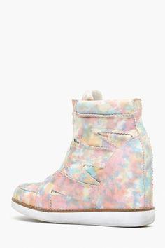 Firenze Wedge Sneaker