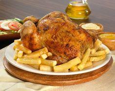 Pollo a la brasa, peruvian food.