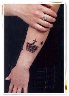 tatuagem de coroas 6
