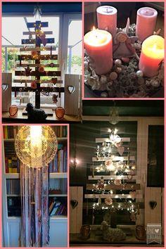 2e advent, steeds meer kerstsfeer in huis.