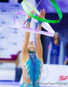Kaho Minagawa (Japan), World Championships 2014