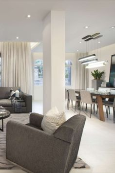 After spending time with the clients, the DKOR Interiors design team came up with a home design concept filled with clean lines, a monochromatic colour palette, deeply textured materials, and contemporary furniture.