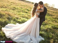10 Gorgeous Photos from Jessa Duggar & Ben Seewald's Wedding