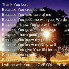 Thank you Lord! Love The Lord, God Is Good, Gods Love, Take Care Of Me, Give It To Me, Worship The Lord, Sisters In Christ, Beautiful Prayers, Thank You Jesus