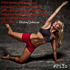 Piyo gives you hardcore definition, intense calorie burn, and all over strength, without weights, without jumps, and without destroying your body.  #piyo  http://www.chalenejohnson.com/piyo