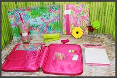 Stylish Workspace Decor Ideas Inspired by Lilly Pulitzer