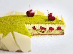 cheesecake mosaic by pierre hermé