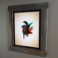 Another great frame and print combo! Frames, Rustic, Photo And Video, Instagram, Country Primitive, Rustic Feel, Frame, Retro, Farmhouse Style