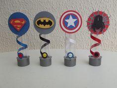 Tubete Super Heróis.