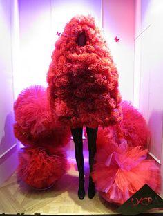 www.retailstorewindows.com: Galeries Lafayette, Paris