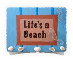 Life's A Beach: Acrylics on Canvas Art of Creativity Studio Adult Crafts, All Craft, Art Studios, Toy Chest, Art Projects, Mixed Media, Arts And Crafts, Creativity, Canvas