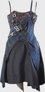 great dress, another recycle denim project ;)