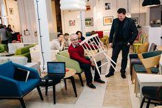 Prezentacja firmy Fameg wraz z premierowym pokazem najnowszych modeli spod szyldu marki spotkała się z zainteresowaniem architektów i projektantów wnętrz.
