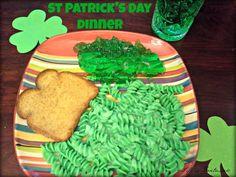 St Patrick's Day Dinner