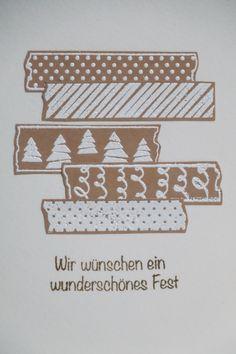 Handgemachte Weihnachtskarte Framed Scrapbook Paper, Paper Frames, Junk Journal, Handmade Christmas, Holiday Cards, Cardmaking, Christmas Holidays, Birthday Cards, Greeting Cards