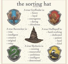 I like how both Ravenclaw and Slytherin have intelligent - Harry Potter - Harry Potter World, Magia Harry Potter, Harry Potter Bricolage, Classe Harry Potter, Harry Potter Thema, Harry Potter Puns, Harry Potter Classroom, Theme Harry Potter, Harry Potter Birthday