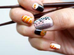 Tête de Thon: Sushi nails