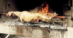 Croatian Cooking: How to Cook the Perfect Lamb on the Spit