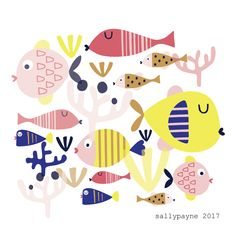 Sally Payne   Illustration and Surface Pattern Designer