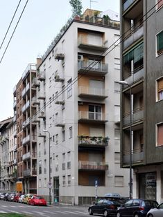 TÉCHNE Facade, Milan, Multi Story Building, Street View, Italy, Modern, Buildings, Rationalism, To Sell