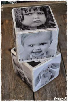 dinfantasi.no: Barnebilder på klosser