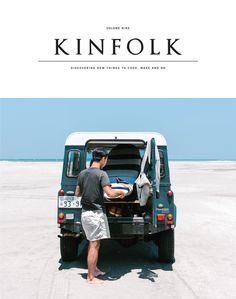 Kinfolk Magazine no. 9