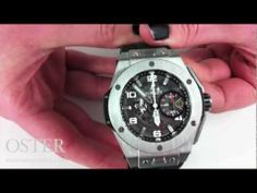 Hublot Big Bang Ferrari | Oster Jewelers Watch Videos