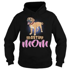 Mastifff Dog Breed Mom
