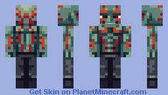 Halloween Costumes Minecraft Skins Halloween - Skins para minecraft original
