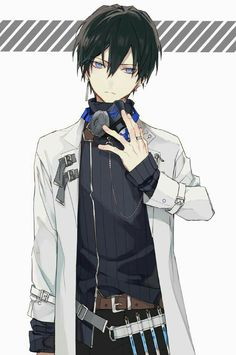 # - Everything About Manga Hot Anime Boy, Anime Boy Hair, Dark Anime Guys, Cool Anime Guys, Handsome Anime Guys, Anime Boys, Manga Anime, Manga Girl, Manga Eyes