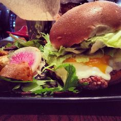 Burger At Napa Valley Company Sausalito Best Ever Acc