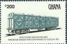 Twin Bogie Wagon