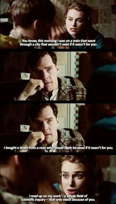 The Imitation Game: This movie made me cry. Brilliant