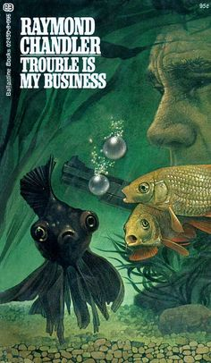 Trouble is My Business - Raymond Chandler - Ballantine Books. Bones Quotes, Tom Adams, Raymond Chandler, City Of Bones, I Love Books, Pin Collection, Horror, My Love, Business