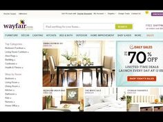 Wayfair Coupon Shopping - Wayfair.com Coupon Codes Online