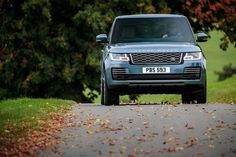 Facelifted Range Rover to offer silent running and 31 miles of emission free motoring