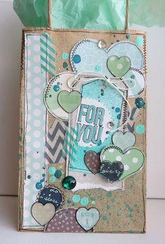 Xyron/Epiphany Crafts Gift Bag