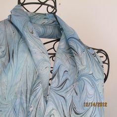 Marbled Silk Paj:  Adorn by Christine