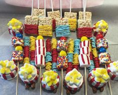 Great for Baby Showers and Birthday Parties! Dumbo Birthday Party, 1st Birthday Party Themes, Carnival Birthday Parties, Happy Birthday, Circus Birthday, 2nd Birthday, Birthday Ideas, Eid Party, Birthday Favors