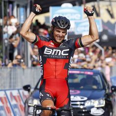 「It's a victory once again for Philippe Gilbert and the @bmcproteam. In Stage 18 of the @giroditalia, Gilbert worked his way up to the leaders with 19km to…」